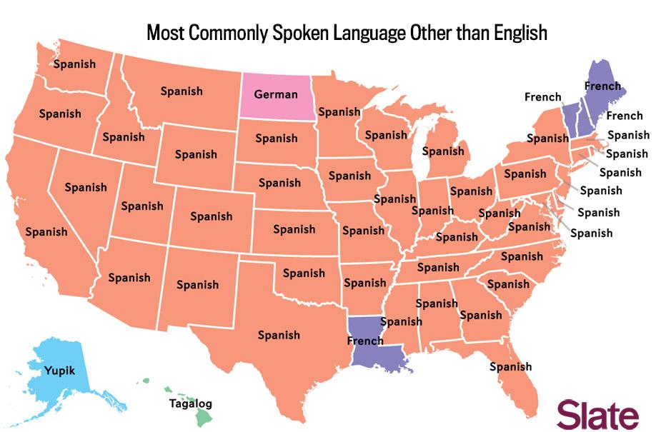 Język hiszpański w USA